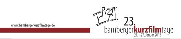 23. Bamberger Kurzfilmtage