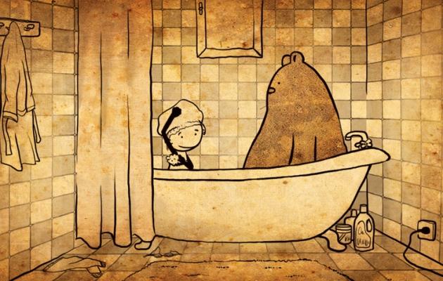 Bear Me (Kasia Wilk) copyright: Bamberger Kurzfilmtage e.V.