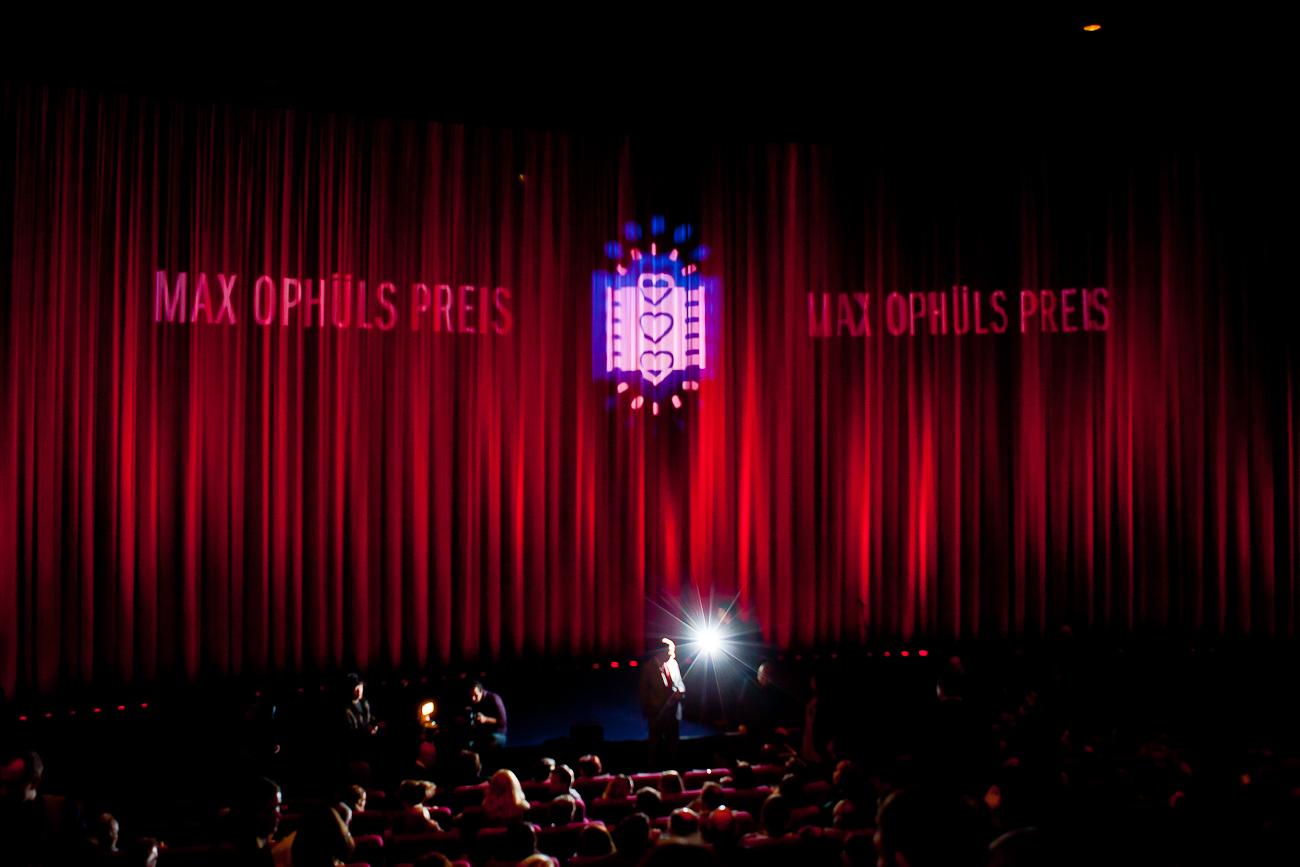 Max Ophüls Preis 2012 - Eröffnung