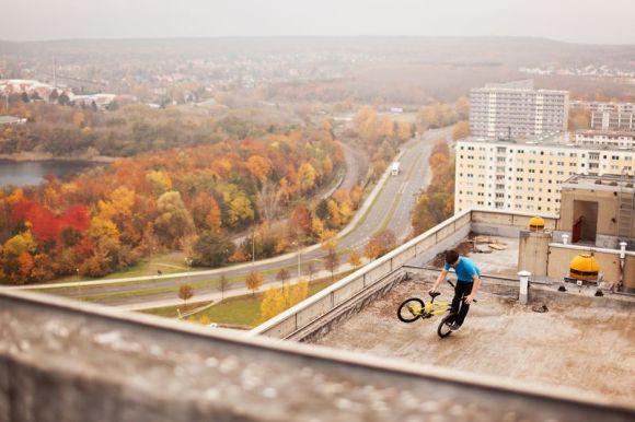 Erik Hölperl Über den Dächern der Stadt cellu l'art Fotowettbewerb 2013