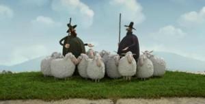 Oh Sheep Wettbewerb cellu lart 2013